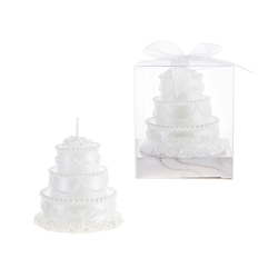 "24 pcs 3"" Unscented Floating Candles - Ivory"