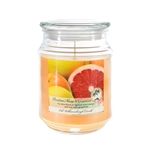 Mega Candles - 18 oz. Country Dreams Scented Jar Candle - Brazilian Mango