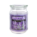 Mega Candles - 18 oz. Country Dreams Scented Jar Candle - Lavender Garden